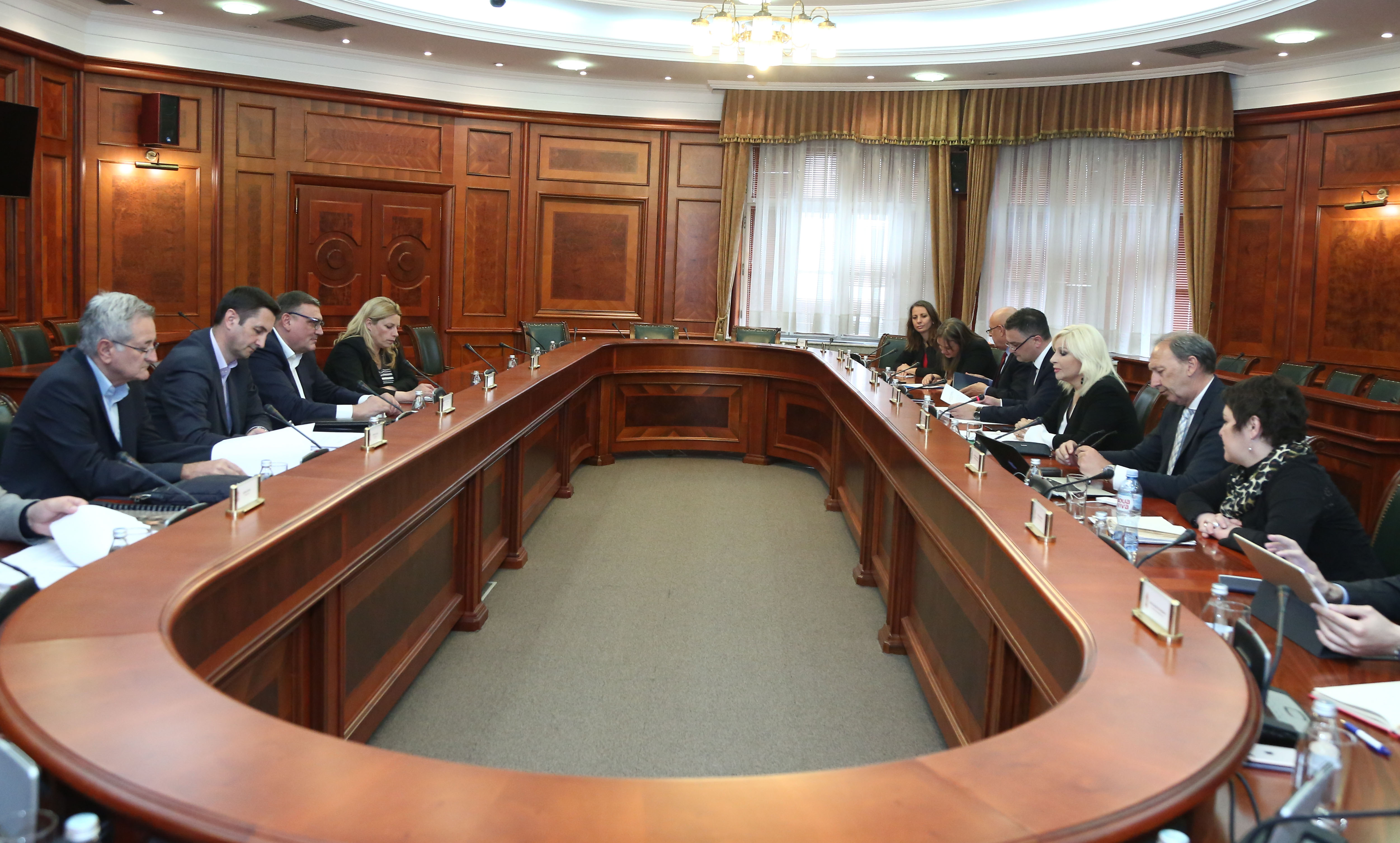 Mihajlovic on road sector reform: We want efficient and