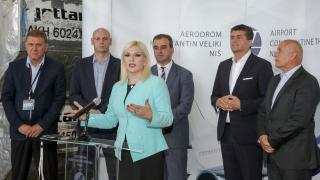 Михајловићева  За три године са 1.300 на 183.000 путника на нишком ... d82b128882a2c